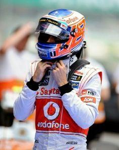 Jenson Button - 2012 Malaysian GP