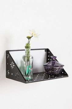 Patterned Perforated Shelf $9.99