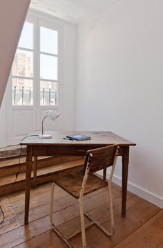 Lovely desk and chair