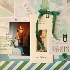 Layout: Hello Paris