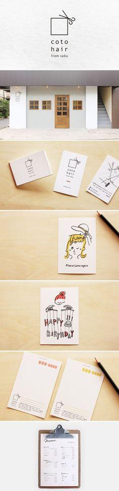 Interesting colors and illustration style Brand Identity Design, Graphic Design Branding, Corporate Design, Business Card Design, Logo Design, Web Design, Store Design, Business Card Maker, Cool Business Cards