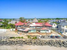 35 Ocean Ave, Monmouth Beach, NJ 07750 | MLS #22130740 | Zillow Monmouth Beach, Ocean Front Property, Buses And Trains, Historic Architecture, Once In A Lifetime, The Hamptons, Acre, Sunrise, Mansions