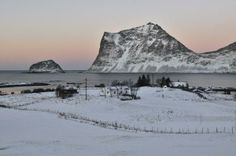 Winter Lofoten.