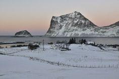 Winter Lofoten.