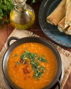 Tę zupę miałam ochotę wypróbować na długo zanim kasza bulgur wpadła w moje ręce. Właściwie to dzięki temu przepisowi dowiedziałam się o taki... Ethnic Recipes, Blog, Cholesterol, Bulgur