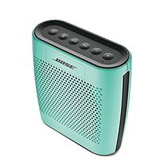 Bose ® SoundLink Colour Bluetooth Speaker - Mint Green Bose http://www.amazon.co.uk/dp/B00M96ECPM/ref=cm_sw_r_pi_dp_MM9dvb1P19K2D