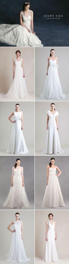 Jenny Yoo 2013 Collection #wedding #bridalgown #weddingdress #jennyyoo