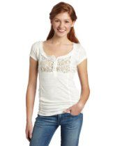 Unionbay Juniors Theresa Henley Shirt