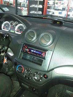 Miami Center - radio + adaptador Chevrolet Aveo