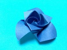 One minute rose Triangle