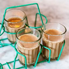 Chai (Spiced Indian-style Tea) | MyRecipes.com