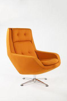 Limburg Lounge Chair [FEC2639ORG]