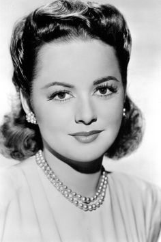 Olivia DE Havilland 10x8 B W Qualité Photo 2 | eBay