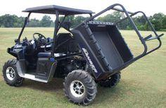 Great Day, Inc. - UTV Utility Rack Polaris Industries, Slingshot, Atv, Monster Trucks, Vehicles, Mtb Bike, Car, Atvs, Vehicle