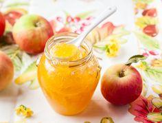 заготовки яблок на зиму