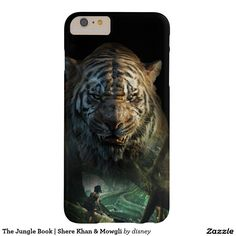 The Jungle Book | Shere Khan & Mowgli Barely There iPhone 6 Plus Case