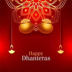 In this post, we are going to share the best Dhanteras Wishes WhatsApp statuses for you. If you need to wish your WhatsApp contacts, find the best status here! Dhanteras Wishes Images, Happy Dhanteras Wishes, Diwali Wishes, Happy Diwali Status, Celebration Background, Diwali Celebration, Wishes For Friends, Diwali Festival, Wedding Store