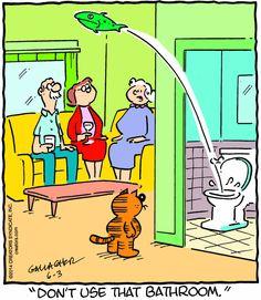Heathcliff Cartoon for Jun/03/2014