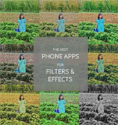 best iphone apps for filters and effects