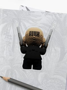 """Hitman"" Sticker by CraigFrankZA 