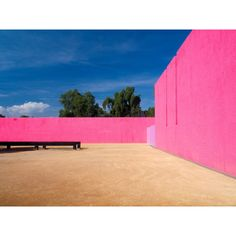 10 Fashion Collections Inspired by Mexican Architect Luis Barragán ❤ liked on Polyvore featuring backgrounds