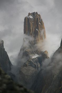 Nameless Tower, Trango Towers - Karakoram, Pakistan
