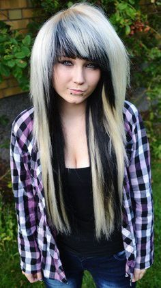 Swell 1000 Images About Hair On Pinterest Scene Hair Emo Hair And Short Hairstyles Gunalazisus