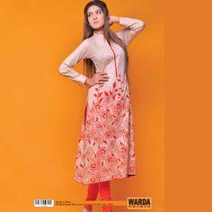 Warda Designer Ready to Wear Summer Collection 2014