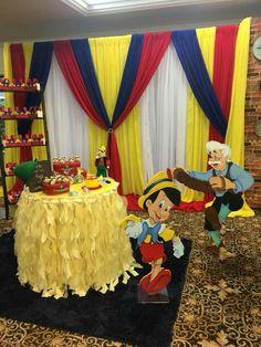 Pinocchio decoration