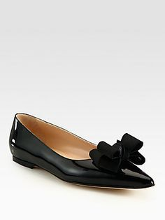 Manolo Blahnik Patent Leather and