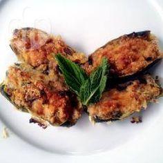 Gefüllte Zucchini mit Thunfisch und Oliven @ de.allrecipes.com