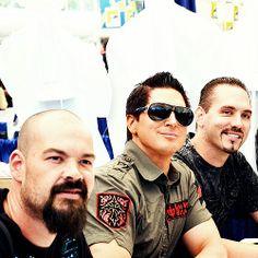 Ghost Adventures: Aaron, Zak and Nick...
