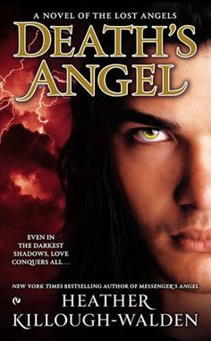 Death's Angel by Heather Killough-Walden on http://theteenytinytoutfaire.blogspot.it/2013/11/novel-of-week-deaths-angel-by-heather.html