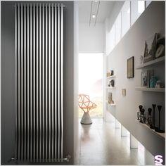 Design Heizkörper Zabol – SEBASTIAN e.K. – Metallic, Anthrazit, und weitere Farben stehen für einen eleganten und modischen Look zur Wahl, hohe Wärmeleistung #design #radiator