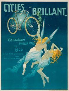 "Cycles ""Brillant"" - Exposition Universelle de 1900 - (H. Gray) -"
