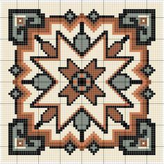 Modern Cross Stitch, Cross Stitch Designs, Cross Stitch Charts, Cross Stitch Patterns, Tapestry Crochet, Loom Beading, Beading Patterns, Ribbon Embroidery, Cross Stitch Embroidery