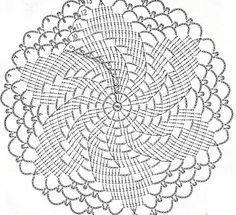 Stylish crochet doily patterns crochet art: crochet patterns of small doily VYYHWTD Filet Crochet, Mandala Au Crochet, Art Au Crochet, Free Crochet Doily Patterns, Crochet Circles, Crochet Motifs, Crochet Round, Crochet Squares, Thread Crochet