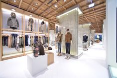 Project: Woolrich - Retail Focus - Retail Blog For Interior Design and Visual Merchandising