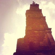 Ruins of a Catholic Church - Goa, India