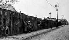 Warszawa - Targówek, ul. Tykocińska, fot. Marek Zürn (lata 60. XX w.)