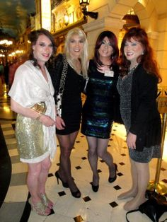 Transgender Lady's night out
