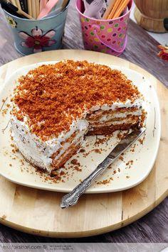 Havuçlu Tarçınlı Pasta