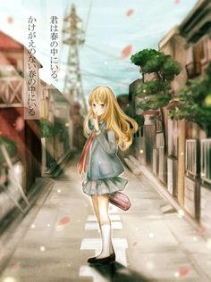 Sorry a million times over. Me Me Me Anime, Anime Love, I Never Forget You, Miyazono Kaori, Your Lie In April, You Lied, Manga Pictures, Pretty Wallpapers, I Fall In Love