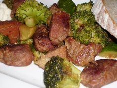 Steak, Beef, Recipes, Food, Meat, Essen, Steaks, Meals, Eten
