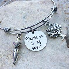 Jewelry - Disney - Bangle - Bracelet - Disney Jewelry - Disney Necklace - Disney Bracelet - Stocking Stuffer - Tarzan - Gift for Her - Tree