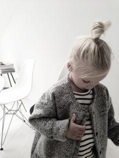 she looks just like shyann! Little Girl Fashion, My Little Girl, Toddler Fashion, Kids Fashion, Cute Kids, Cute Babies, Baby Kids, Fashion Moda, Look Fashion