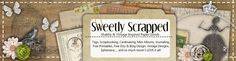 Sweetly Scrapped-Free Printables, vintage  designs, ephemera, tags, scrapbooking, mini albums & more-great site