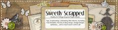 Sweetly Scrapped-Free Printables, vintage  designs, ephemera, tags, scrapbooking, mini albums & more-great site