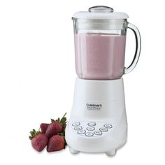 The high-performance Cuisinart® SmartPower™ 7 Speed Electronic Blender has the optimal blending power and speed to meet all of your blending needs. Small Appliances, Kitchen Appliances, Best Blenders, Kitchen Tools, Kitchen Robot, Kitchen Ideas, Kitchen Supplies, Cool Kitchens, White Kitchens
