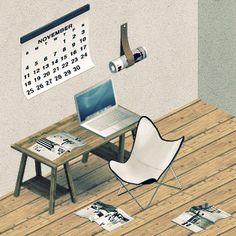 magazine deco clutter    http://clutter-factory.blogspot.com/